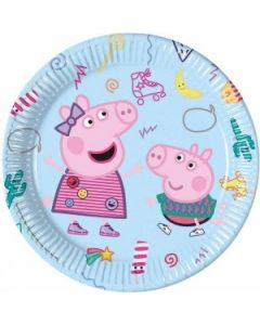 Peppa Pig Paper Plates Large
