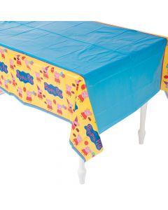 Peppa Pig Plastic Tablecloth