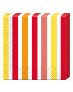 Pepper Stripes Napkin