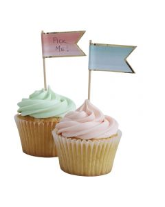 Pick & Mix Ombre Cupcake Sticks
