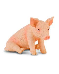 Piglet Sitting - Farmlife - Small