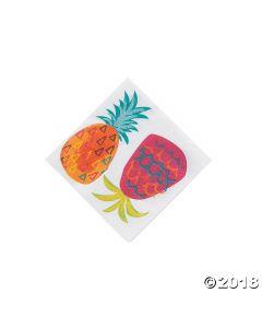 Pineapple Beverage Napkin