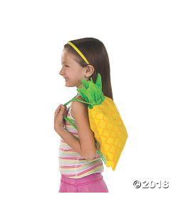 Pineapple Drawstring Bags