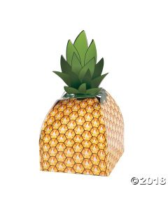 Pineapple Favour Boxes