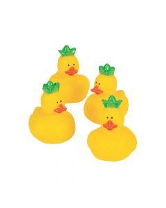 Pineapple Rubber Duckies