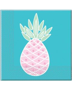 Pineapple Two-ply Paper Napkins