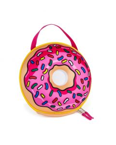 Pink Donut Lunch Bag