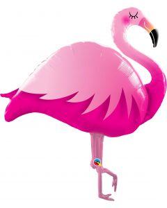 Pink Flamingo Foil Balloon