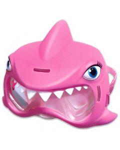 Pink Shark Swim Masks