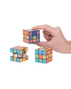 Pirate Animals Mini Puzzle Cubes
