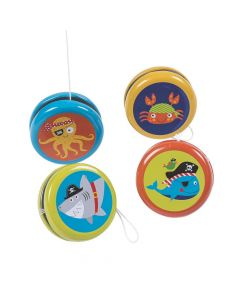 Pirate Animals YoYos