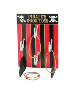 Pirate Hook Toss Game