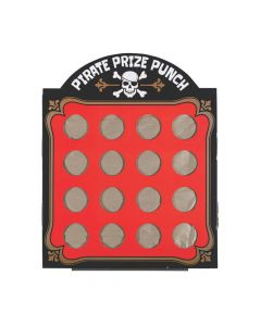 Pirate Prize Punch Game