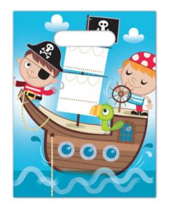 Pirate Treasure Hunt Party Bags