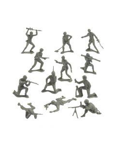 Plastic Army Men Assortment