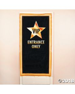 Plastic Vip Entrance Door Cover