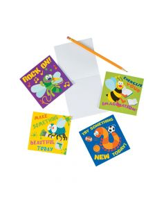 Playful Bug Notepads