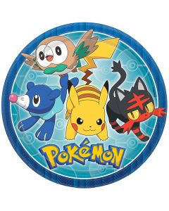 Pokemon Lunch Plate