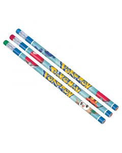 Pokemon Pencil Favours