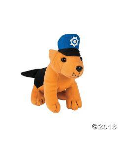 Police Stuffed Dogs