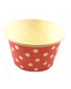 Polka Dot Pink Treat Cups