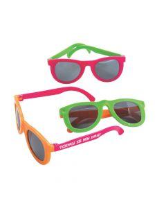 Positive Sayings Sunglasses