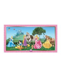 Princess And Animals Scene Setter