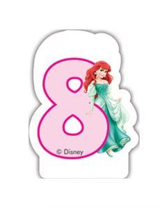 Princess Dreaming Candle No8