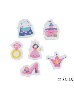 Princess Erasers