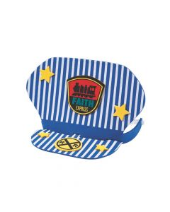 Railroad VBS Conductor Hat Craft Kit
