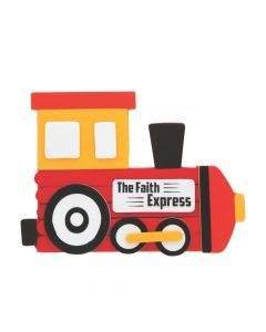 Railroad VBS Craft Stick Train Craft Kit
