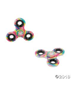 Rainbow Unicorn Fidget Spinners
