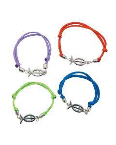 Religious Fish Friendship Bracelets