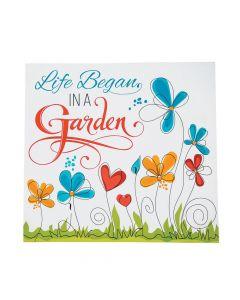 Religious Garden Home Decor Sign