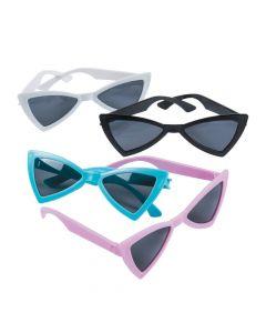 Retro Shaped Sunglasses