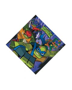 Rise of the Teenage Mutant Ninja Turtles Luncheon Napkins