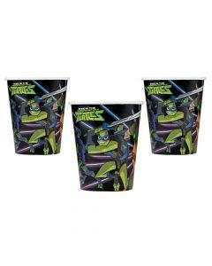 Rise of the Teenage Mutant Ninja Turtles Paper Cups