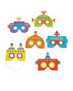 Robot Mask Craft Kit