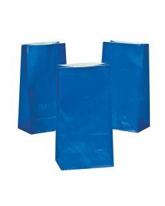 Royal Blue Gift Bags
