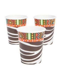 Safari Paper Cups