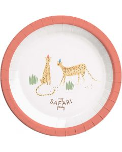 Safari Paper Plates
