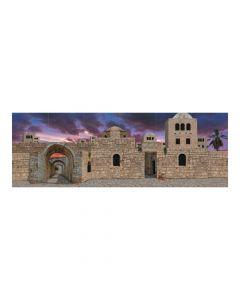 Scene to Bethlehem Backdrop Banner