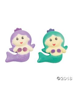 Scented Mermaid Squishy