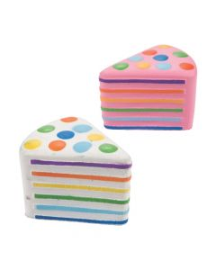 Scented Rainbow Cake Slow-Rising Squishy