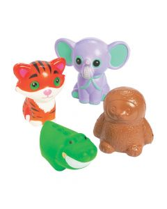 Scented Zoo Animal Slow-Rising Squishies