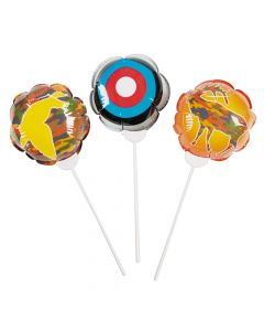 Self-Inflating Hunting Camouflage Mylar Balloons
