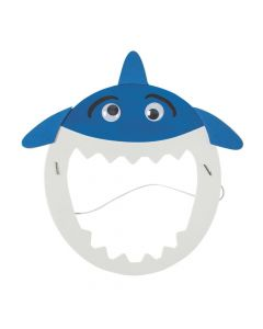 Shark Mask Craft Kit