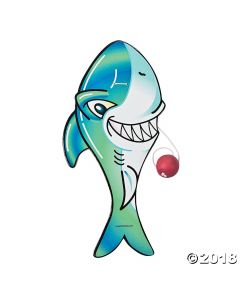 Shark Paddleball Games