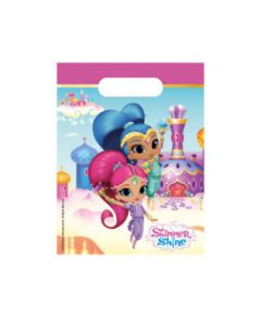 Shimmer and Shine Glitter Friends Party Bags