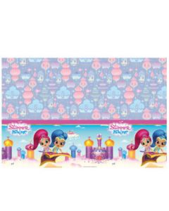 Shimmer and Shine Glitter Friends Tablecloth